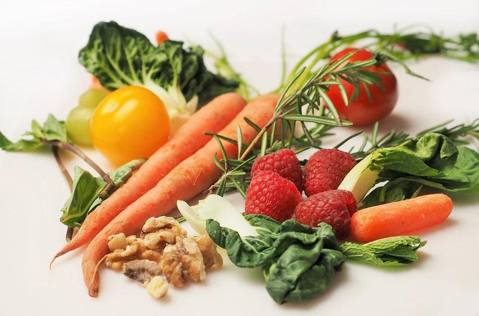 Zelenina je zdravá