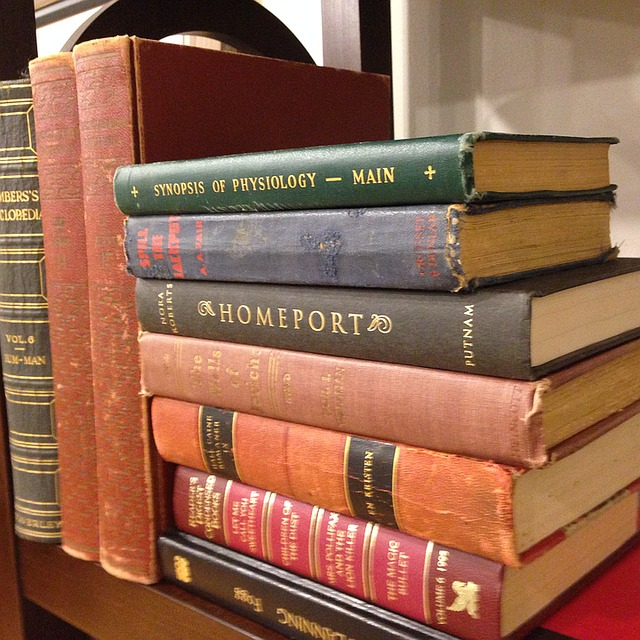 knihy na studium