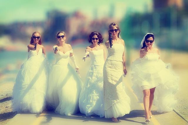 nebezpečné nevěsty