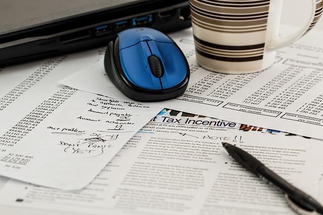 doklady pro účetnictví
