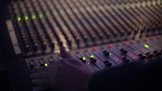 ovladače na audiu