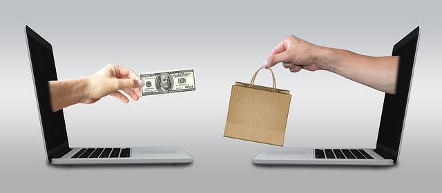 obchodování po internetu