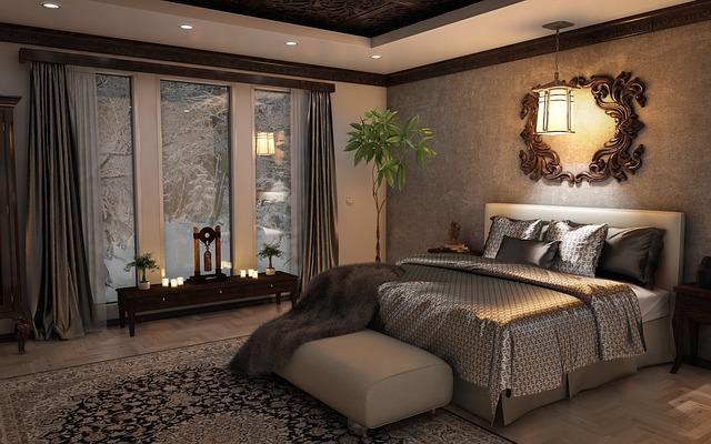 postel moderní