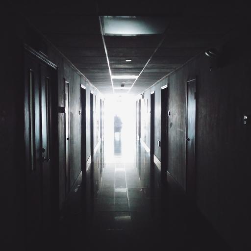 nouzová světla jsou všude na chodbách veřejných míst, hotelů, nemocnic, škol atd.