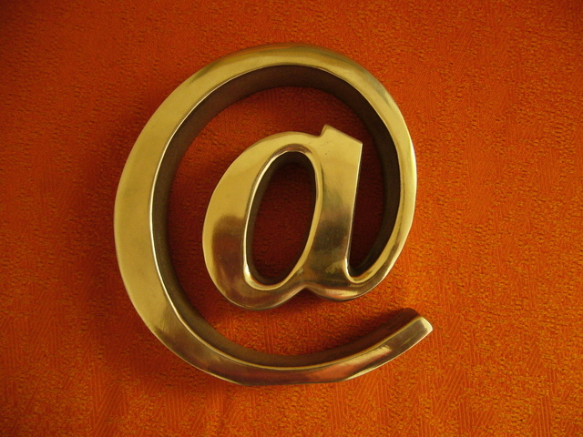 zlaté logo – zavináč