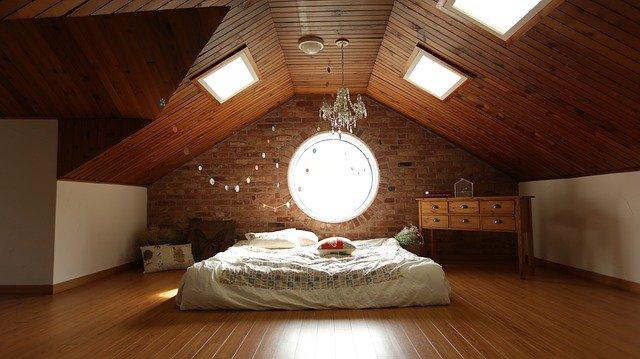 originálně vybavený pokojíček
